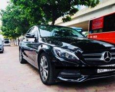 Bán ô tô Mercedes C200 năm sản xuất 2015, màu đen giá 1 tỷ 180 tr tại Hà Nội