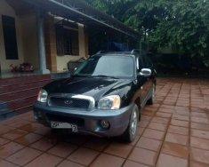 Bán ô tô Hyundai Santa Fe đời 2004, màu đen, 270tr giá 270 triệu tại Hà Nội