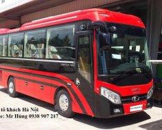 Cần bán xe 29 chỗ bầu hơi Thaco Garden TB79 phiên bản 2018 giá 1 tỷ 560 tr tại Hà Nội