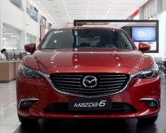 Cần bán Mazda 6 2.0 Pre sản xuất 2017, màu đỏ giá 879 triệu tại Tp.HCM