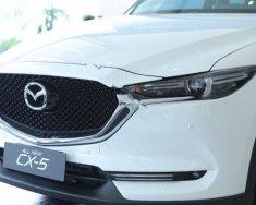 Bán Mazda CX 5 2.0 AT năm sản xuất 2018, màu trắng    giá 899 triệu tại Tp.HCM