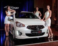 Bán Mitsubishi Attrage Eco MT sản xuất 2018, màu trắng, nhập khẩu nguyên chiếc giá 395 triệu tại Đà Nẵng
