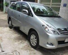Bán Toyota Innova G đời 2010, màu bạc số sàn, giá chỉ 408 triệu giá 408 triệu tại Tp.HCM
