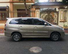 Chính chủ bán xe Toyota Innova 2.0E màu ghi vàng, sx cuối 2015, gia đình sử dụng giá 545 triệu tại Hà Nội
