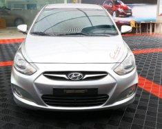 Bán Hyundai Accent GDi 1.6AT 2010, màu bạc, nhập khẩu nguyên chiếc giá 430 triệu tại Hà Nội