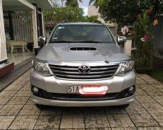 Cần bán lại xe Toyota Fortuner G năm sản xuất 2013, màu bạc giá 755 triệu tại Bình Dương