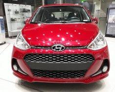 Bán Hyundai I10 1.2AT 5 cửa đỏ có ESC, tặng ngay bảo hiểm vật chất trong tháng này giá 405 triệu tại Tp.HCM