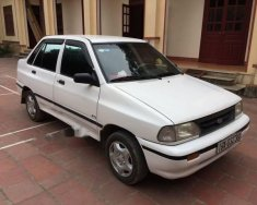 Bán Kia Pride B 2002, màu trắng, nhìn chung xe còn chất giá 55 triệu tại Phú Thọ