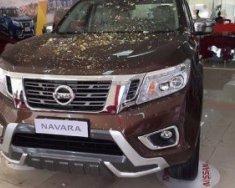 Bán Nissan Navara VL Premium 2018, màu nâu, giao ngay, giá chính hãng, nhiều ưu đãi và phần quà hấp dẫn giá 790 triệu tại Hà Nội