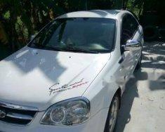 Bán ô tô Chevrolet Lacetti đời 2010, màu trắng, giá tốt giá 222 triệu tại Bình Dương