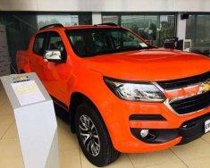Bán Chevrolet Colorado năm sản xuất 2018, màu đỏ, nhập khẩu nguyên chiếc, 624tr giá 624 triệu tại Lâm Đồng