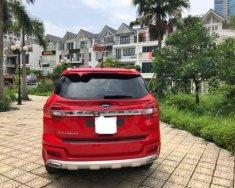 Cần bán gấp Ford Everest 2.2 Titanium 2017, màu đỏ số tự động giá 1 tỷ 299 tr tại Hà Nội