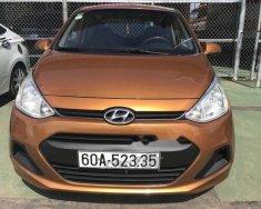 Cần bán gấp Hyundai Grand i10 đời 2014 đẹp như mới, giá 260tr giá 260 triệu tại Đồng Nai