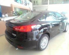 Bán ô tô Ford Focus 1.5AT Ecoboost Titanium sản xuất năm 2018, màu đen, giá 770tr giá 770 triệu tại Hà Nội
