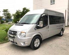 Cần bán xe Ford Transit SVP sản xuất 9/2018, màu bạc xe như mới giá 820 triệu tại Tp.HCM