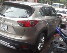 Chính chủ cần bán Mazda CX5 2015 màu vàng cát giá 740 triệu tại Hà Nội