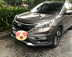 Bán Honda CR V 2.4 AT đời 2015, màu nâu số tự động, 865 triệu giá 865 triệu tại Hà Nội