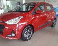 Bán Hyundai Grand i10 năm 2018, màu đỏ, giá chỉ 330 triệu giá 330 triệu tại Hà Nội