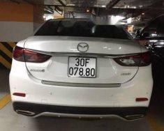 Cần bán xe Mazda 6 sản xuất năm 2018, màu trắng chính chủ, giá tốt giá 950 triệu tại Hà Nội