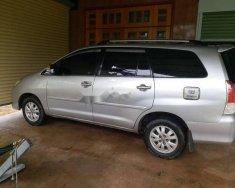 Cần bán xe Toyota Innova năm 2009, màu bạc giá cạnh tranh giá 400 triệu tại Tp.HCM