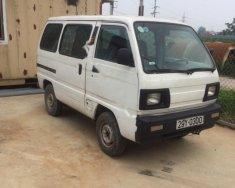 Nhà tôi cần bán xe Suzuki Super Carry Van 7, chỗ đời 2005, điều hòa mát giá 75 triệu tại Bắc Ninh