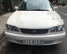 Cần bán xe cũ Toyota Corolla năm sản xuất 1999, màu trắng giá 185 triệu tại Tp.HCM