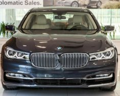 Cần bán xe BMW 7 Series 730Li đời 2018, màu xám, nhập khẩu nguyên chiếc giá 4 tỷ 399 tr tại Tp.HCM