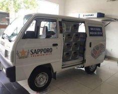 Cần bán Suzuki Blind Van đời 2018, màu trắng, 500kg giá 293 triệu tại Tp.HCM