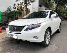 Bán Lexus Rx350 Sx 2010, model 2011, màu trắng, xe nhập khẩu, tên cá nhân giá 1 tỷ 590 tr tại Tp.HCM