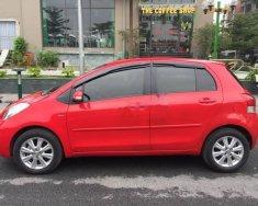Bán Toyota Yaris AT đời 2011, màu đỏ, nhập khẩu giá 430 triệu tại Hà Nội