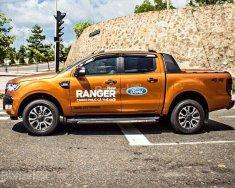 Bán Ford Ranger 2.0 biburbo Wildtrak sản xuất năm 2018, nhập khẩu nguyên chiếc giao ngay đủ màu, LH 0974286009 giá 800 triệu tại Hà Nội