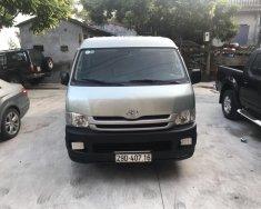 Bán xe Toyota tải Van 6 chỗ, 850 kg đời 2008, máy dầu, xe máy ngon, điều hòa mát, lốp mới giá 325 triệu tại Hà Nội