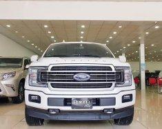 Cần bán xe Ford F 150 Limited đời 2018, màu trắng, nhập khẩu Mỹ đủ hết đồ giá 4 tỷ 498 tr tại Hà Nội