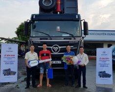 Liên hệ 096.96.44.128 cần bán Thaco Auman D300GTL xác nặng sản xuất 2018, màu xám (ghi) giá 1 tỷ 350 tr tại Hà Nội