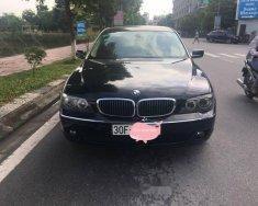 Cần bán gấp BMW 750 Li, màu đen, nội thất da bò fun option, Sx 2007 giá 830 triệu tại Hà Nội