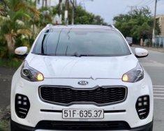 Cần bán Kia Sportage 2.0 AT năm sản xuất 2015, màu trắng, chạy 25000km giá 869 triệu tại Tp.HCM