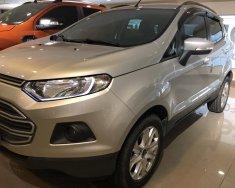 Bán Ford EcoSport năm sản xuất 2015, màu bạc số sàn, 420tr giá 420 triệu tại Tp.HCM