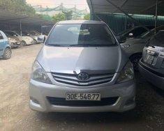 Cần bán gấp Toyota Innova G đời 2010, màu bạc, giá 385tr giá 385 triệu tại Hà Nội