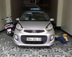 Cần bán Kia Morning sản xuất năm 2016, xe taxi gia đình cực giữ gìn giá 250 triệu tại Thanh Hóa
