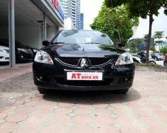 Bán ô tô Mitsubishi Lancer GLX đời 2005, màu đen giá 265 triệu tại Hà Nội