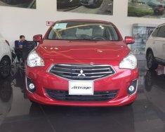 Mitsubishi Vinh, bán Xe Attrage MT Eco đời 2018, màu đỏ, xe nhập khẩu nguyên chiếc Thái Lan giá 396 triệu tại Nghệ An