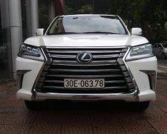 Lexus LX570 2016, màu trắng,nhập mỹ giá 7 tỷ tại Hà Nội