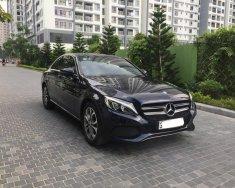 Bán Mercedes C200 năm sản xuất 2016, màu xanh cavanside giá 1 tỷ 270 tr tại Hà Nội