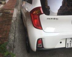 Bán ô tô Kia Morning đời 2016 màu trắng, giá tốt, nhập khẩu nguyên chiếc giá 325 triệu tại Hà Nội