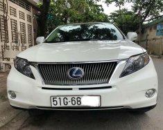 Cần bán xe Lexus RX 450H SX 2010 model 2011, nhập khẩu, xe nguyên bản giá 1 tỷ 590 tr tại Tp.HCM