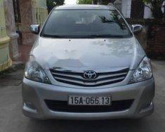 Bán ô tô Toyota Innova đời 2009, màu bạc xe gia đình giá 410 triệu tại Hải Phòng