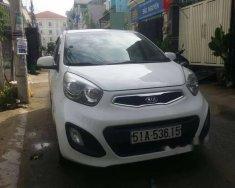 Cần bán gấp Kia Morning sản xuất 2011, màu trắng, nhập khẩu giá 315 triệu tại Tp.HCM