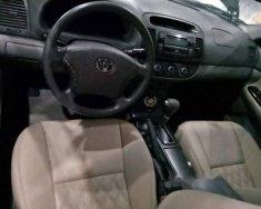 Bán xe Toyota Camry sản xuất 2006, màu đen, giá chỉ 430 triệu giá 430 triệu tại BR-Vũng Tàu