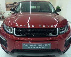 Hotline 0932222253 bán LandRover Range Rover Evoque SE Plus 2018, màu đỏ, nhập khẩu chính hảng giá 2 tỷ 759 tr tại Tp.HCM