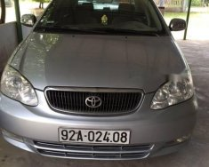 Cần bán gấp Toyota Corolla Altis đời 2003, màu xám giá 249 triệu tại Quảng Nam
